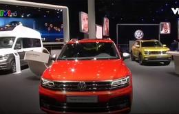 Xe ô tô điện lên ngôi tại Triển lãm ô tô quốc tế 2017