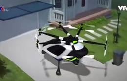 Khám phá xe ô tô bay của Jetpack Aviation