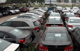 Siết quản lý ô tô nhập khẩu theo diện biếu, tặng
