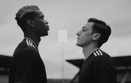 """Pogba chạm mặt Ozil, fan Man Utd sướng tới """"phát cuồng"""""""
