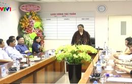 Phó Chủ tịch Quốc hội Tòng Thị Phóng thăm Bệnh viện Đa khoa tỉnh Đồng Nai
