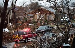Mỹ: Lốc xoáy cướp đi sinh mạng 11 người