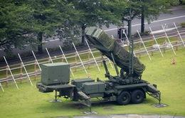 Nhật Bản triển khai lá chắn phòng thủ tên lửa