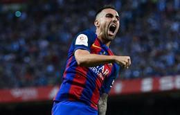 """""""Người thừa"""" Barca khẳng định không rời Nou Camp"""