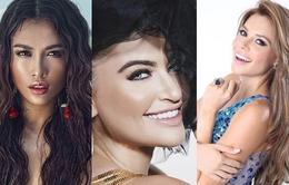 Top 10 người đẹp sáng giá được truyền thông chú ý tại Hoa hậu hoàn vũ 2016