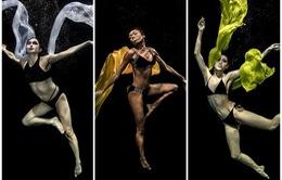 """""""Thảm họa"""" chụp ảnh dưới nước lại tái diễn ở Philippines' Next Top Model"""