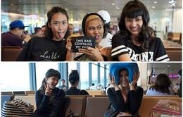 Top 5 Asia's Next Top Model nhắng nhít và cực đáng yêu ở hậu trường