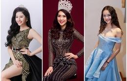 Ba người đẹp Việt Nam đồng hành với thí sinh Hoa hậu Hữu nghị ASEAN