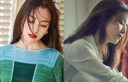 Lee Bo Young đầy suy tư, Han Hyo Joo thả dáng ngọc trên tạp chí