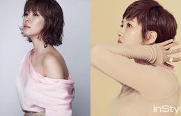 """Ha Ji Won đọ tóc ngắn trẻ trung với """"nàng Kim Sam Soon"""""""
