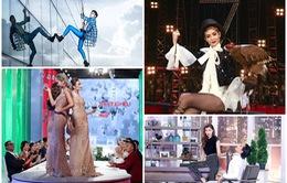 Những thử thách với cảm hứng đến từ các phiên bản truyền hình nước ngoài