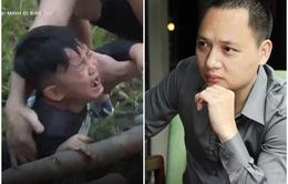 """Chia sẻ gây """"bão"""" của nhạc sĩ Nguyễn Hải Phong về cách ứng xử khi con bị ngã"""