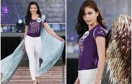 Tôi là Hoa hậu Hoàn vũ Việt Nam tập 2: Dàn người đẹp khoe dáng nuột trên sàn catwalk
