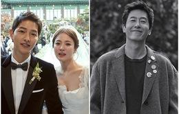 Vui đám cưới Song Joong Ki - Song Hye Kyo nhưng sao Hàn vẫn không quên viếng đám tang tài tử bạc mệnh