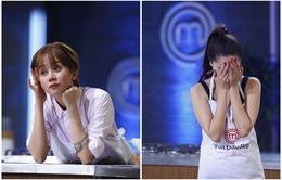 Vua đầu bếp: An Nguy và Mai Trang đẫm nước mắt trong thử thách mới
