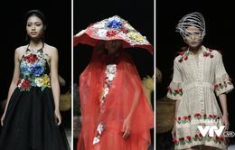 Tuần lễ thời trang Xuân Hè: Vẻ đẹp thiên nhiên hòa quyện trong từng thiết kế