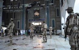 Pakistan tăng cường an ninh sau vụ đánh bom liều chết