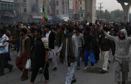 Pakistan triển khai quân đội lập lại trật tự ở Islamabad