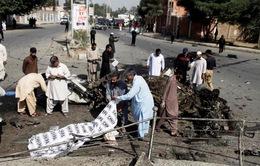 Đánh bom nhằm vào cảnh sát tại Parkistan
