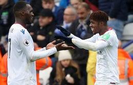 ĐHTB vòng 18 Ngoại hạng Anh: Crystal Palace qua mặt Man City