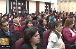 Việt Nam tiếp tục ủng hộ sự nghiệp chính nghĩa của nhân dân Palestine