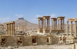 Quân đội Syria giành lại thành phố Palmyra từ tay IS