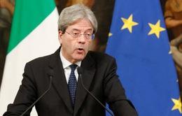 Thủ tướng Italy kêu gọi EU mở cửa với các nước Tây Balkan
