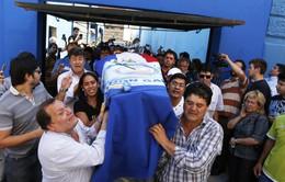 Tổng thống Paraguay sa thải Bộ trưởng Bộ Nội vụ và Cảnh sát trưởng