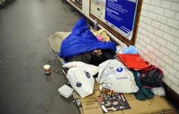 Mùa đông bớt giá lạnh đối với người vô gia cư tại Pháp