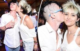 Con gái Vua nhạc Pop chia tay bạn trai
