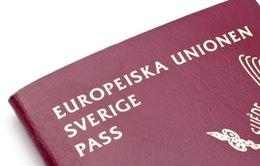 Thụy Điển có hộ chiếu quyền lực nhất thế giới năm 2017