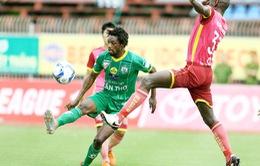 XSKT Cần Thơ - Than Quảng Ninh: Ngày Patiyo trở lại đội bóng cũ (17h00 ngày 23/3)