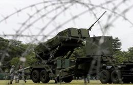 Nhật Bản diễn tập phòng thủ tên lửa