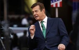 Cựu quản lý chiến dịch bầu cử của Tổng thống Donald Trump bị buộc tội