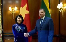 Đẩy mạnh hợp tác Việt Nam – Lithuania