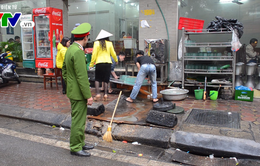 Hà Nội: Quy định rõ trách nhiệm dẹp vỉa hè đối với Trưởng công an quận, phường
