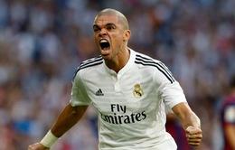 Pepe chia tay Real Madrid, sang Pháp thi đấu