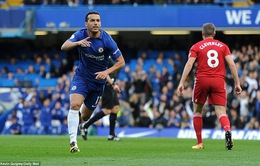 Pedro ghi dấu lịch sử Chelsea với cột mốc đáng nhớ