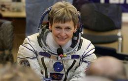 Nữ phi hành gia Mỹ lập nhiều kỷ lục đáng ngưỡng mộ
