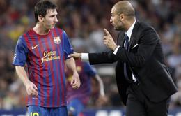 Pep Guardiola thề không bao giờ trở lại dẫn dắt Barca