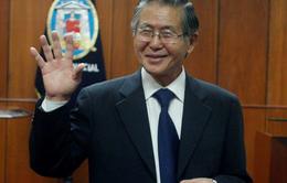 Biểu tình tại Peru sau quyết định ân xá cho cựu tổng thống Fujimori