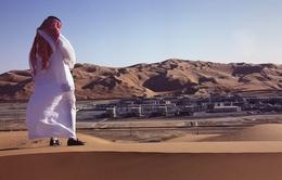 Từ siêu thành phố đến quyền công dân của robot: Saudi Arabia và kỷ nguyên hậu dầu mỏ