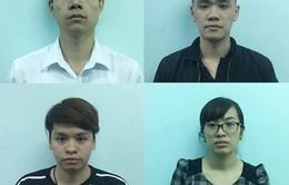 Hà Nội: Triệt phá ổ nhóm sản xuất, bán buôn giấy khám sức khỏe giả