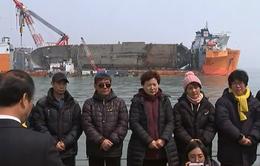 Hàn Quốc tưởng niệm nạn nhân vụ chìm phà Sewol