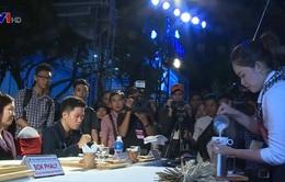 Chung kết cuộc thi Đệ Nhất pha chế cà phê Việt Nam