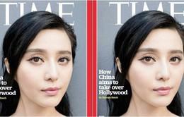 Phạm Băng Băng xinh đẹp trên trang bìa của tạp chí Time