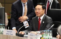 Tôn trọng luật pháp quốc tế - điều kiện tiên quyết duy trì hòa bình bền vững