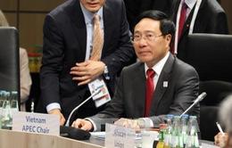 Phó Thủ tướng Phạm Bình Minh kêu gọi G20 hỗ trợ các nước đang phát triển