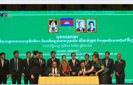 Công ty Phân bón Bình Điền ký kết hợp tác với tập đoàn Yetak