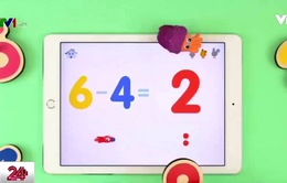 Thiết bị học toán công nghệ cao cho trẻ em